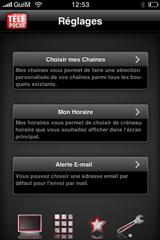 TéléPoche iPhone