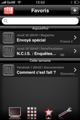 TéléPoche iPhone