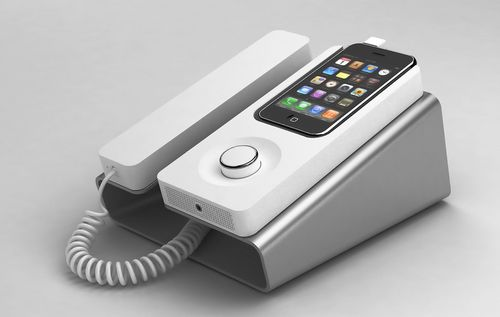 Desk-phone-dock-iphone
