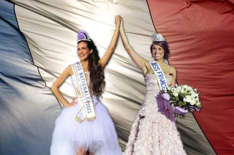 Laury Thilleman, Miss France ou Barbara Morel, Miss Nationale ?