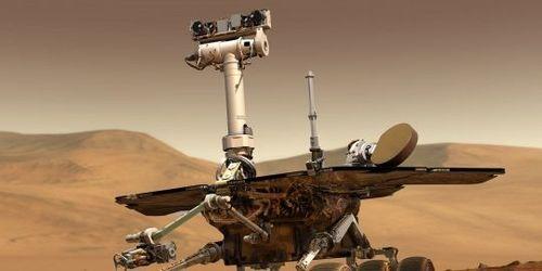 Robot-d-exploration-spirit