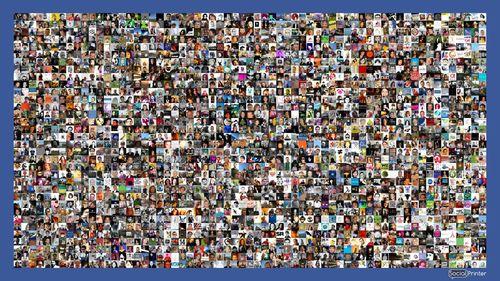 Imprimez Vos Amis Facebook En Poster En Stickers Ou En Fond D Ecran