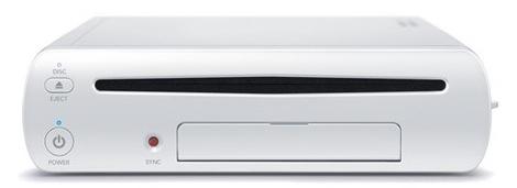 Wii-u-console