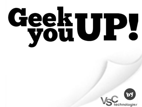 GeekYouUp