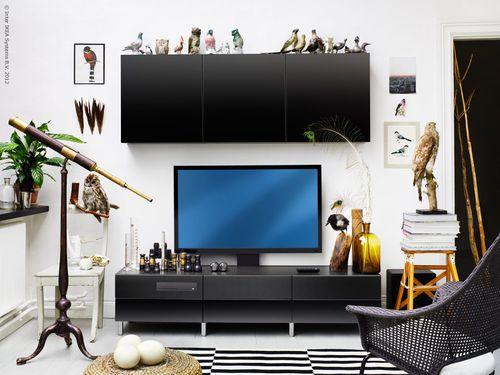 youpl voil uppleva la smart tv sympa d 39 ikea. Black Bedroom Furniture Sets. Home Design Ideas