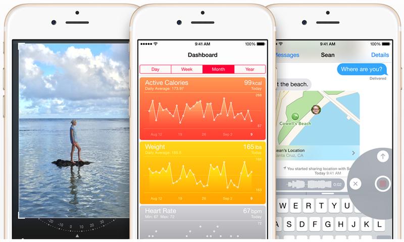 Springboard iOS 8