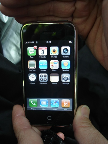 Iphone  Sfr Occasion