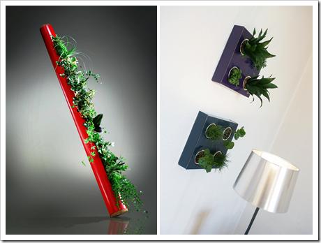 guim.fr: flowerbox : accrocher ses plantes au mur