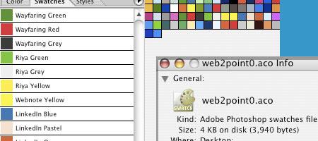 Web2Swatches