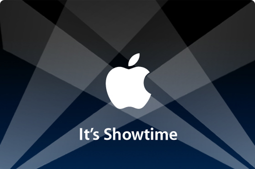 Apple_showtime